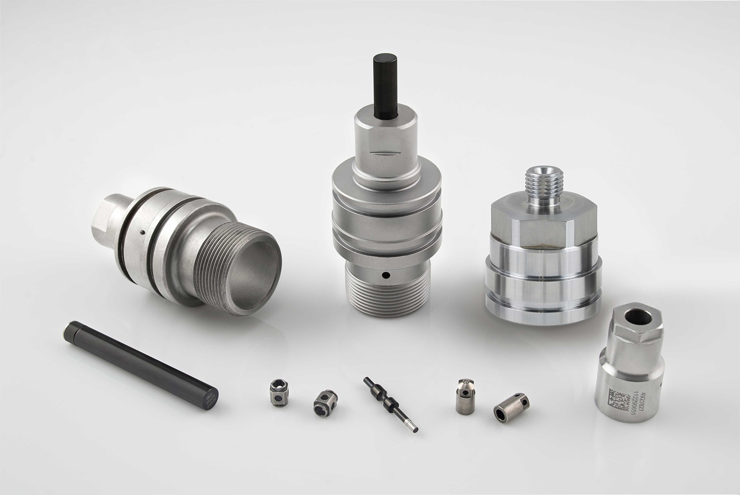 New Generation Injector and Pump Components
