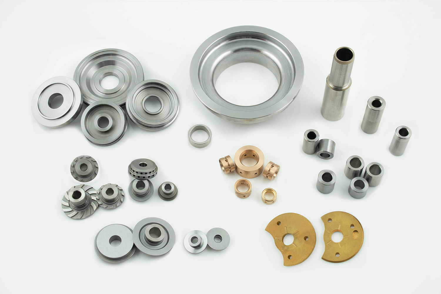Turbocharger Parts Commercial Vehicle